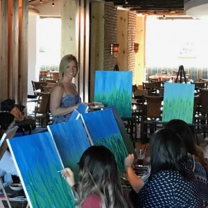 Paintings with Whitney, LLC - Bartender / Wedding Services in Fort Worth, Texas