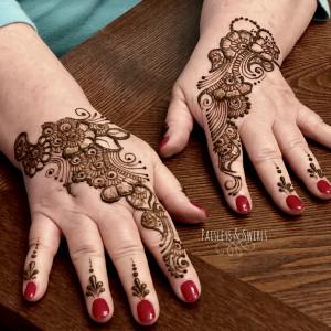 Paisleys & Swirls - Henna Tattoo Artist / Temporary Tattoo Artist in Houston, Texas