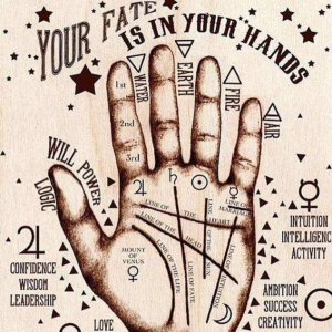 Palm and tarot card readings by Julie - Psychic Entertainment in Las Vegas, Nevada
