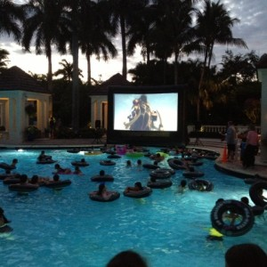 Palm Beach Outdoor Cinema Events - Outdoor Movie Screens / Family Entertainment in Boca Raton, Florida