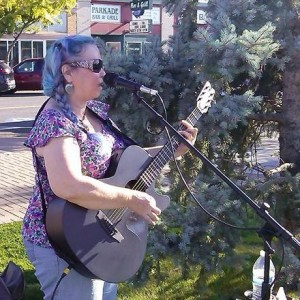Pamela Thomas-Martin - Singer/Songwriter in Seattle, Washington