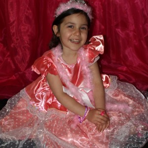 Pampered Princess Parties - Princess Party in Richmond, Virginia