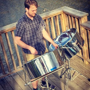 Pan in Harmony - Steel Drum Player in Morgantown, West Virginia