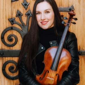 Caroline Rose - Violinist in Durham, North Carolina