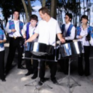 Ian Dobson's Pan Leggo - Steel Drum Band / Drummer in Seattle, Washington
