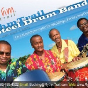 Steel Drum Band RythmTrail - Steel Drum Band / Hawaiian Entertainment in Orlando, Florida