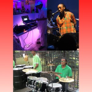 DJ PanRas - Steel Drum Player in Jamaica, New York