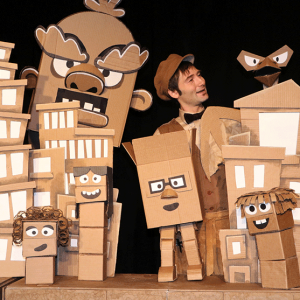 Paper Heart Puppets - Puppet Show / Children's Theatre in Poughkeepsie, New York