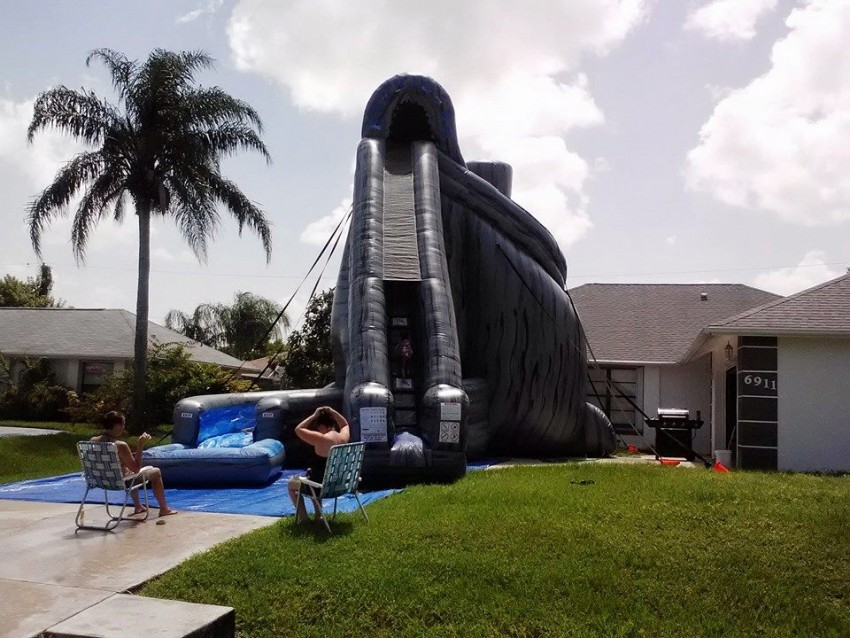Hire Papi S Super Slides Llc Party Rentals In Port St