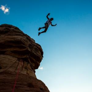 Parachute Stuntworks - Aerialist in Moab, Utah