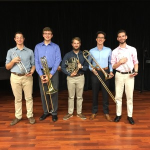 Paradigm Brass Quintet - Brass Band in Kennesaw, Georgia