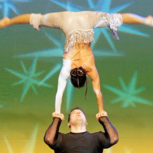 Paradizo Dance - Acrobat / Traveling Circus in Brooklyn, New York