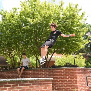 Parkour and freerunning - Acrobat in Philadelphia, Pennsylvania