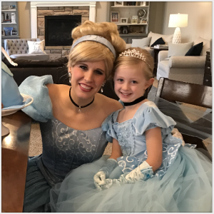 Part of Your World Princess Parties - Princess Party / Singing Telegram in South Jordan, Utah