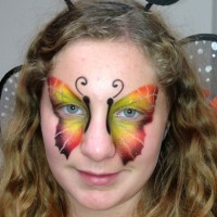Parties by Inez - Face Painter in Portland, Oregon
