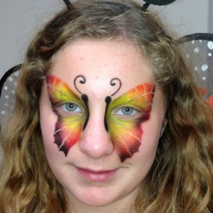 Parties by Inez - Face Painter / College Entertainment in Portland, Oregon