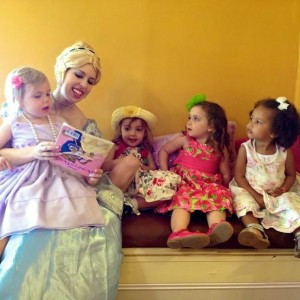 Parties by Louise - Children's Party Entertainment / Princess Party in Richmond, Virginia