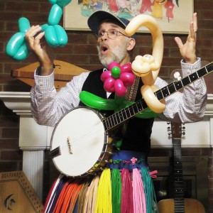 Parties to Remember - Balloon Twister / Folk Singer in Winston-Salem, North Carolina