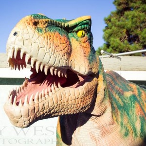 Party-Rex - Children's Party Entertainment / Animal Entertainment in Los Angeles, California