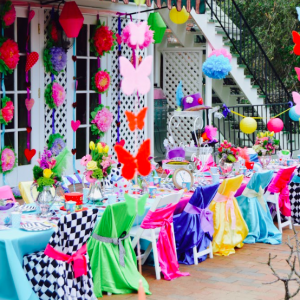 Party and Event Production - Event Planner / Wedding Planner in Beverly Hills, California