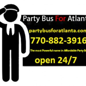 Party Bus For Atlanta - Party Bus in Atlanta, Georgia