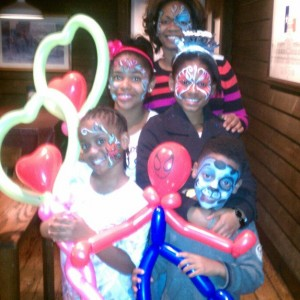 Party Business - Face Painter / Halloween Party Entertainment in Newark, Delaware