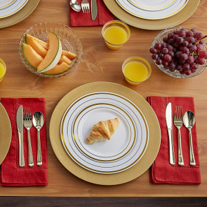 Party Dinnerware - Caterer in Irving, Texas