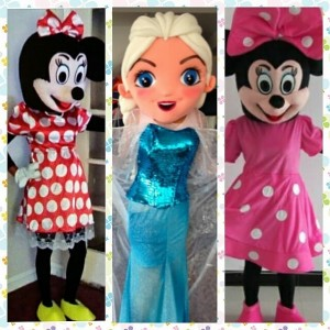 Party Entertainment For Events - Costumed Character / Costume Rentals in Philadelphia, Pennsylvania