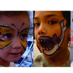 Party Faces Inc. - Face Painter in Dallas, Texas