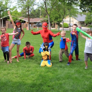 Party Hero - Mobile Game Activities / Outdoor Party Entertainment in Visalia, California