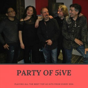 Party of 5iVE - Top 40 Band in Toronto, Ontario