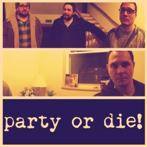 Party or Die! - Christian Band in Huntington, West Virginia