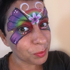 Party Palette Face Painting - Face Painter / Halloween Party Entertainment in Atlanta, Georgia