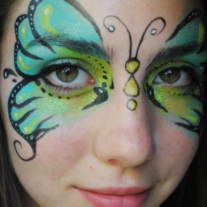 Party Poppers - Face Painter in Anaheim, California