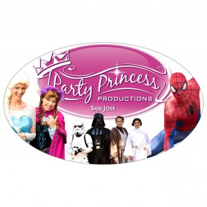 Party Princess Productions - San Jose - Costumed Character / Superhero Party in San Jose, California