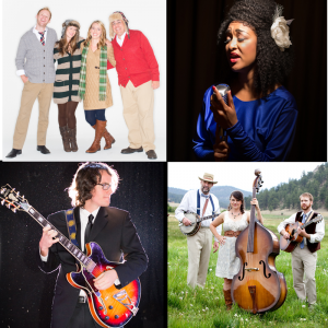 Party Singers | Colorado - Wedding Band / Bluegrass Band in Denver, Colorado