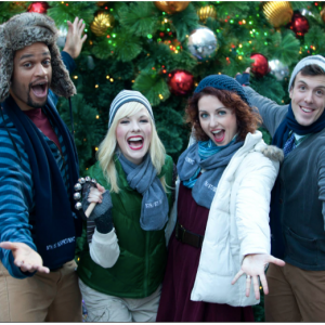 Songful Artists - Christmas Carolers / A Cappella Group in Boston, Massachusetts