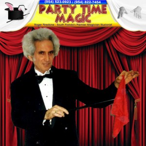 Party Time Magic - Magician / Children's Party Magician in Fort Lauderdale, Florida