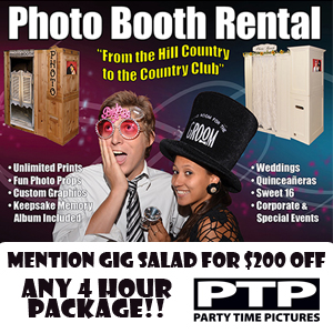 Party Time Pictures - Photo Booths / Wedding Services in San Antonio, Texas