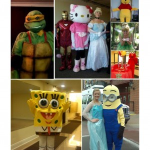 Party Ventures LLC - Costumed Character / Caterer in Kansas City, Missouri