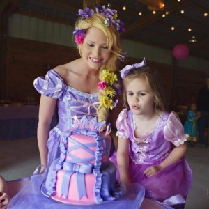 Party With Character - Princess Party in Dothan, Alabama