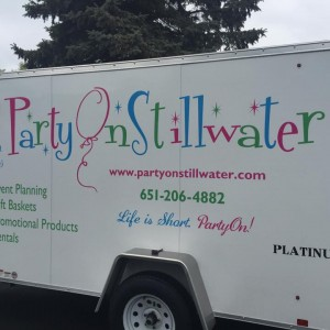 PartyOnStillwater - Party Rentals / Wedding Planner in Stillwater, Minnesota