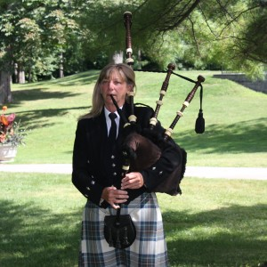 Passion for Piping - Bagpiper in St Catharines, Ontario
