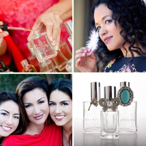 Pastiche Custom Perfume - Party Favors Company in Rancho Santa Fe, California