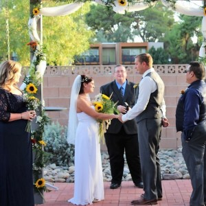 Fritz Wedding Services - Wedding Officiant / Wedding Florist in Peoria, Arizona