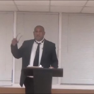 Pastor Vertner - Christian Speaker / Motivational Speaker in Stone Mountain, Georgia