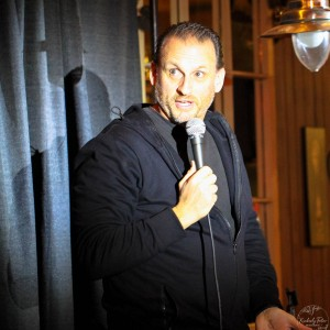 Pat DaBiere - Stand-Up Comedian in Albany, New York
