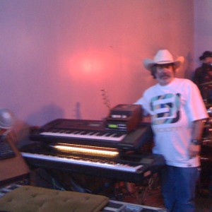 Pat Saxon - Keyboard Player in Nashville, Tennessee