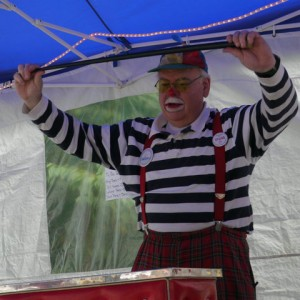 Pat Ward - Magician / Family Entertainment in Harveys Lake, Pennsylvania