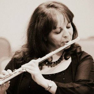 Patricia Lazzara, flutist - Flute Player / Woodwind Musician in Mahwah, New Jersey